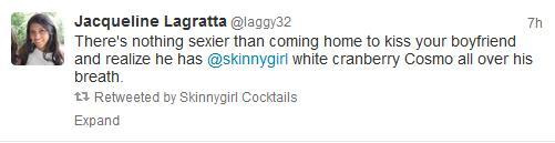 Skinny Girl Twitter