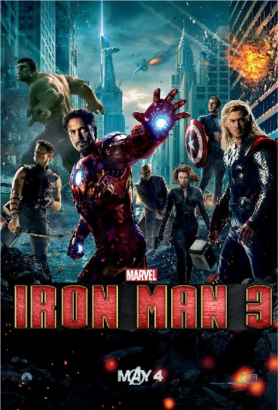Marvel The Avengers Iron Man 3
