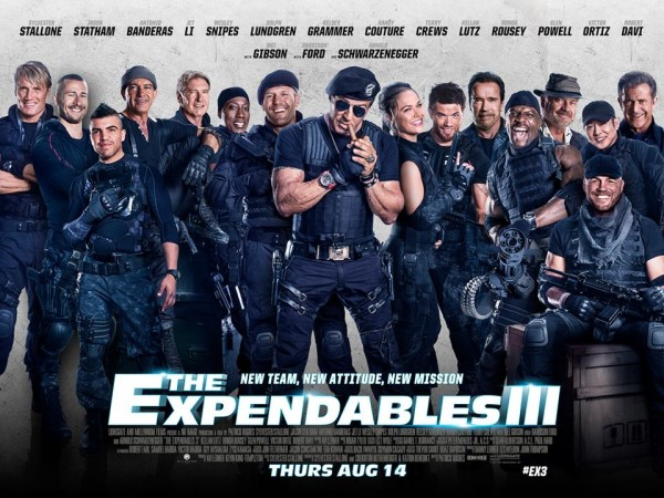 Expendables, Expendables 3, Stallone, Movie poster, teaser, cast
