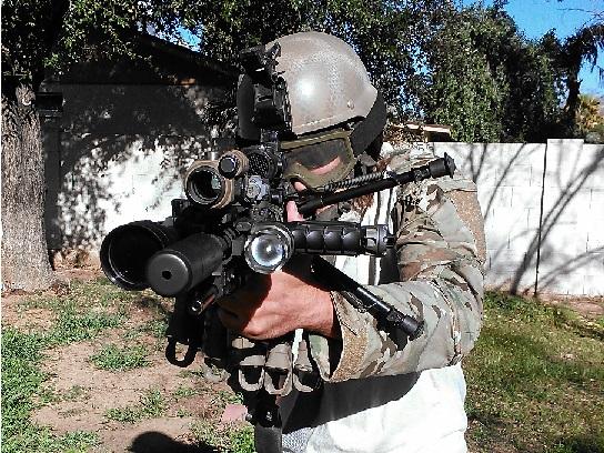 tactical, ar 15, asshole, tactical gear, tactical rifle