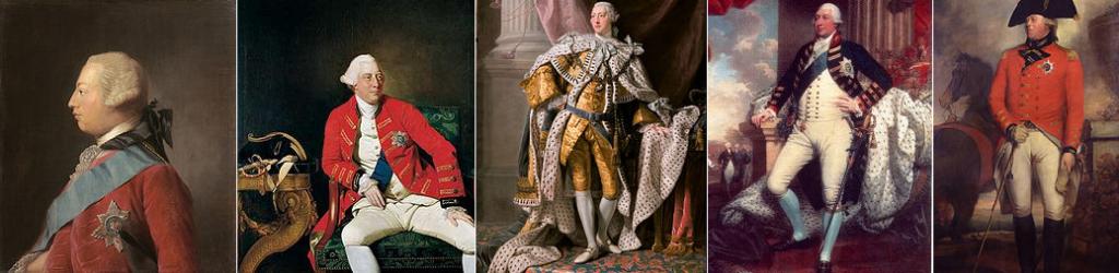 King George III 3